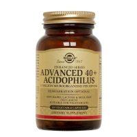 Advanced 40+ Acidophilus(Probiotice) Solgar 60cps