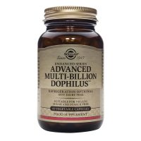 Advanced Multibillion Dophilus Solgar 60cps