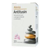 Antitusin Alevia 20cpr