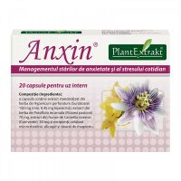 Anxin Plantextrakt 20cps