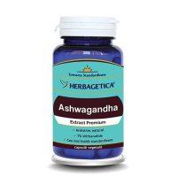 Ashwagandha Herbagetica 60cps