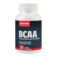 BCAA (Branched Chain Amono Acid Complex) Secom Jarrow Formulas 120cps