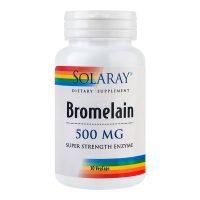 Bromelain 500Mg Secom Solaray 30cps