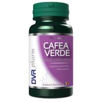 Cafea Verde DVR Pharm 60cps
