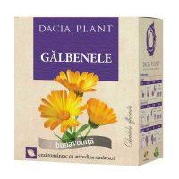 Ceai de Galbenele Dacia Plant 50g