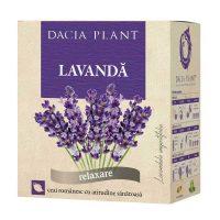 Ceai de Lavanda Dacia Plant 50g