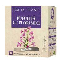 Ceai de Pufulita cu Flori Mici Dacia Plant 50g