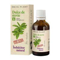 Dulce de Stevie Indulcitor Natural Dacia Plant 50ml