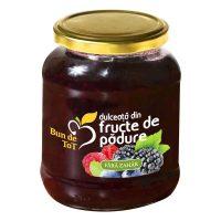 Dulceata din Fructe de Padure Dacia Plant 360g