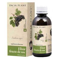 Elixir Fructe de Soc Remediu Dacia Plant 200ml