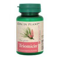 Triomicin Dacia Plant 60cpr Masticabile