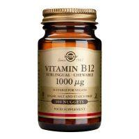 Vitamina B12 Solgar 1000mcg Cobalamina 100tb