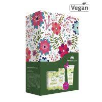 Set cadou Q10 + ceai verde Cosmetic Plant